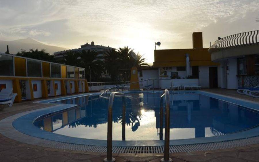 Soluci n wifi aparthotel casa del sol puerto de la cruz for Normativa piscinas canarias