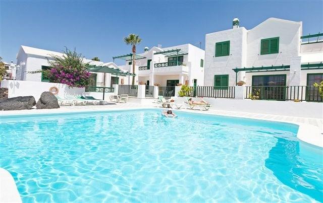 Solución WIFI Apartamentos Las Acacias (Lanzarote)