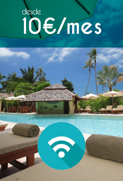 Marketing WIFI para Hoteles