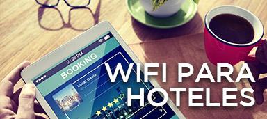 WIFI para Hoteles