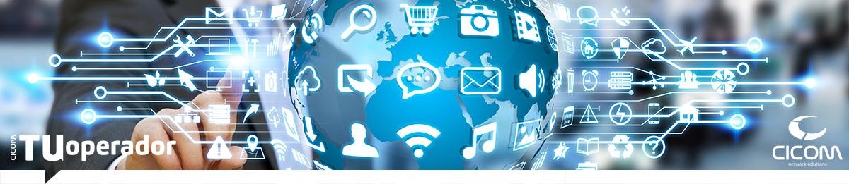 Datos - Conectividad - Internet