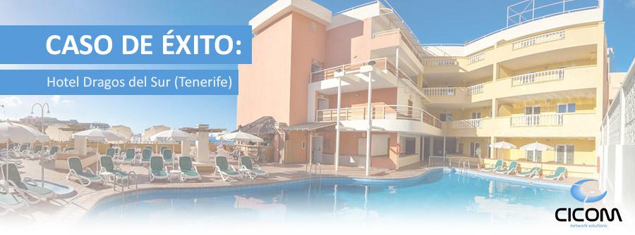 Solución WIFI Hotel Dragos del Sur (Tenerife)