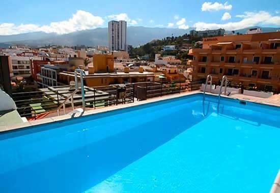Solución WIFI Apartamentos Park Plaza (Tenerife)